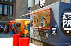 Food Truck - Burger PRO