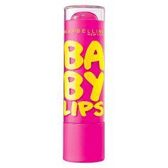 Maybelline® Baby Lips® Moisturizing Lip Balm - 0.15 oz - Pink Punch