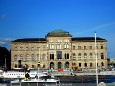 Museo Nacional de Estocolmo- Suecia