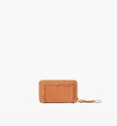 BILLETERA TRENZA IPHONE Zip Around Wallet, Iphone, Fashion, Braid, Coin Purses, Totes, Moda, Fashion Styles, Fashion Illustrations