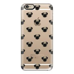 iPhone 6 Plus/6/5/5s/5c Case - Pugs! (1 075 UAH) ❤ liked on Polyvore featuring accessories, tech accessories, iphone case, apple iphone cases, iphone cover case and slim iphone case