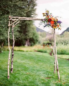 43 Wedding Arches That Will Instantly Upgrade Your Ceremony   Martha Stewart Weddings