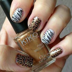Meine Nägel zur #frischlackiertchallenge mit dem ersten Thema #afrika  #essie 315 #findmeanoasis und #kiko 480 #pearlybrass in je 2 Schichten  #essiedeutschland #kikomilano #kikocosmetic #kikocosmetics #frischlackiert #nailpolish #nagellack #naillacquer #instanails #nailswag #nailsdone #manicure #notd #nailporn #nailsoftheday #nails #nägel #instapic #nailsofinstagram #nagellackliebe #nailpolishlover #nailpolishlove #nailart #nailinspiration