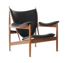 I love Finn Juhl's Chieftain Chair. The iconography in the design (swords and shields) is evident when you look at the design.