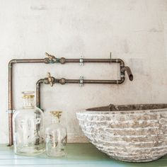 copper tap | Le Cape Town Journal