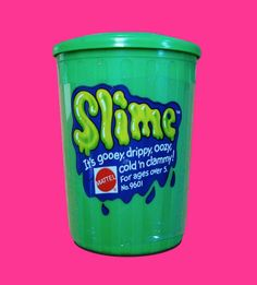 """Slime"" Introduced by Mattel in 1976"