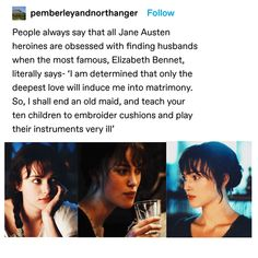 Jane Austen Quotes, Jane Austen Books, Movie Memes, Movie Quotes, Darcy Pride And Prejudice, Find A Husband, Mr Darcy, Best Novels, Celebrity Travel