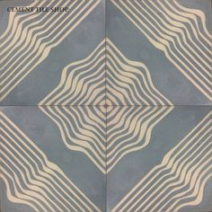 Cement Tile Shop - Handmade Cement Tile | Guillermo & Tania Collection - Wave 1B. Call (800) 704-2701 for more information.