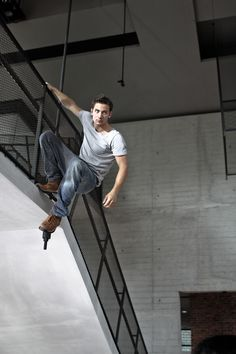 Chase Armitage Professional Free Runner and Parkour Action Athlete www.chasearmitage.com