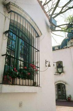 Toque colonial en el Cabildo