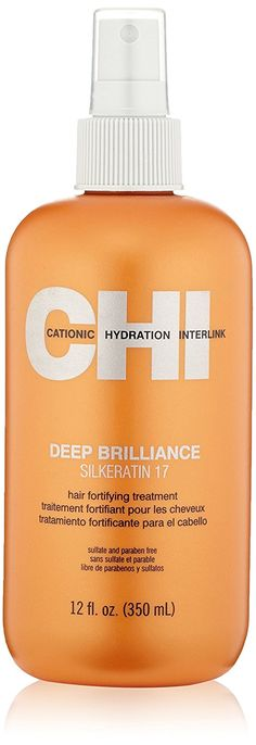 CHI Deep Brilliance Silkeratin 17, 12 fl. oz. -- This is an Amazon Affiliate link. Check this awesome product by going to the link at the image.