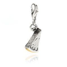 Parmigiano Cheese Charm - 39 Euro Free worldwide shipping over 99 Euro