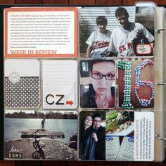 Project Life, Week Fourteen-Cathy Zielske