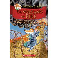 Geronimo Stilton and the Kingdom of Fantasy #5: The Volcano of Fire by Geronimo Stilton