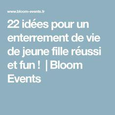 22 idées pour un enterrement de vie de jeune fille réussi et fun ! | Bloom Events