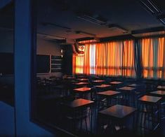 I had been wandering around the school for a while. I came into an empty classroom as the sun was setting. The way the sun shone through the window was beautiful, so I stopped to gaze at it. Skool Luv Affair, High School, Into The Fire, Monochrom, It Goes On, Writing Inspiration, Writing Ideas, Preschool Classroom, Classroom App