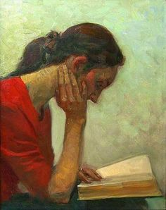 Whoever has a book in his hands he does not know solitude
