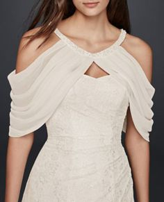 Bridal Coverups and Scarves — Wedding Fashion Accessories for Fall and Winter… Source by ISweddings clothing Dresses To Wear To A Wedding, Bridal Wedding Dresses, Bridesmaid Dresses, Bridal Cover Up, Wedding Gown Cover Up, Wedding Dress Accessories, Fashion Accessories, Thanksgiving Fashion, Stylish Dress Designs