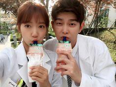 park shin hye y yoon kyung sang