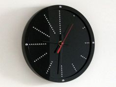 Awesome dot clock.