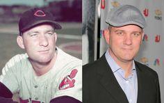 Famous Lookalikes: Bob Lemon - Mike O'Malley (Images of Bob Lemon and Mike O'Malley provided by Getty Images)