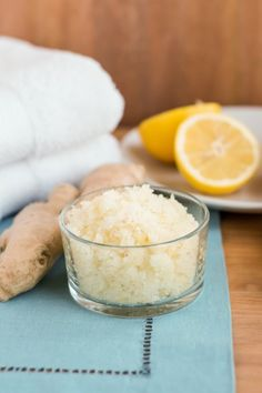 Awesome DIY Ginger Beauty Recipes