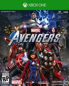 If you are just curious for new home console gaming items, don't waste your time, take a look to the related page of Marvel's Avengers for PlayStation 4 Playstation Consoles, Playstation Games, Xbox One Games, Sega Video Games, Ps4 Video, Marvel Avengers, Xbox Console, Captain America, Artwork