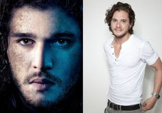 Crush of the Week: The Men of Game of Thrones - Lulus.com Fashion Blog