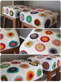 Os projetos de crochê mais fofos de 2013 #4 - COPY&PASTE - Dicas de decoraçao, artesanato, material reciclavel, casas e ideias
