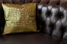 detaliu - Set Canapea Sofa si fotoliu CHESTERFIELD    #Mobila