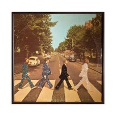 Beatles Abbey Road Album Art now featured on Fab.