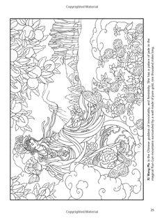 Xi Wang Mu - Chinese Goddess of Immortality and Femininity