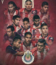 86 Best MX - Chivas GUADALAJARA images  ffd95c9ce48