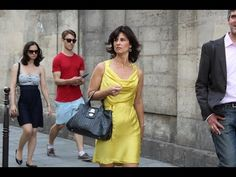 How to look Parisian Chic- Top style secret of Parisians - YouTube