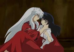 Find images and videos about cute, inuyasha and kagome on We Heart It - the app to get lost in what you love. Inuyasha Anime, Inuyasha And Sesshomaru, Kagome And Inuyasha, All Anime, Me Me Me Anime, Anime Love, Anime Manga, Miroku, Kagome Higurashi