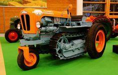 Lamborghini 1C crawler tractor - Grainews