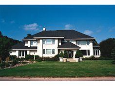 Modern Design - plan 091D-0350 | houseplansandmore.com #modern #architecture