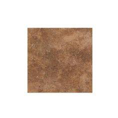 American Olean�15-Pack 12-in x 12-in Vallano Caramel Glazed Porcelain Floor Tile (Actuals 12-in x 12-in)