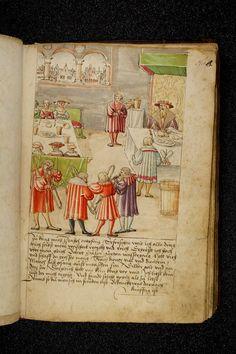 Trogen, Kantonsbibliothek Appenzell Ausserrhoden, CM Ms. 13, p. 18r - Johann von Schwarzenberg: Memorial der Tugendt