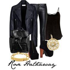 Rose Hathaway - Vampire Academy