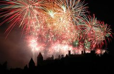 Spectacular Fireworks Photography Around The World