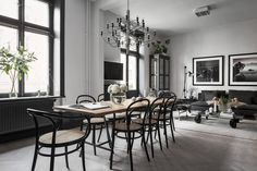Home in Stockholm by Interior by Fredrica