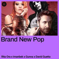Dance Music, Pop Music, David Guetta, Non Stop, Rita Ora, Pop Rocks, House Music, Vinyl Records, Indie