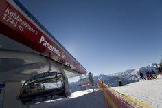 Kohlmaisbahn II - 1744 Meter - Panorama 6er - Saalbach Hinterglemm Der Bus, Apres Ski, Skiing, Train, Ski Resorts, Ski Trips, Alps, Ski