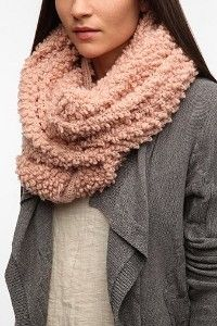 Cooperative Boucle Eternity Scarf