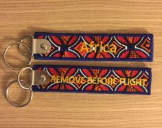 Keychain Keyring Remove Before Flight serious Parking by FlyMeFR