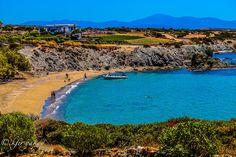 Lolantonis Beach @ Paros island , Greece !!!