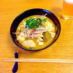 宮崎県のアンテナショップで売ってる冷や汁の元で簡単に出来ちゃうよん( ´ ▽ ` )ノ - 6件のもぐもぐ - 冷や汁 by torazor