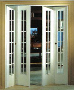 puertas plegables de madera buscar con google accordion doors