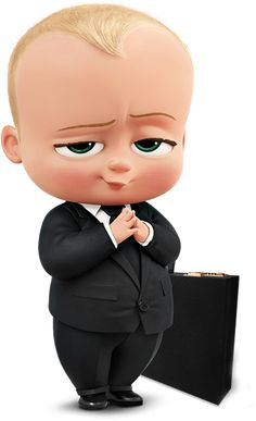 """The Boss Baby (character) from """"The Boss Baby"""""""